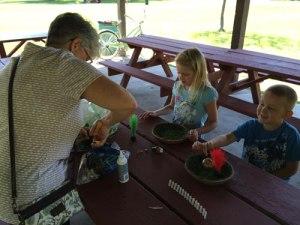 Making Fairy Gardens with Children