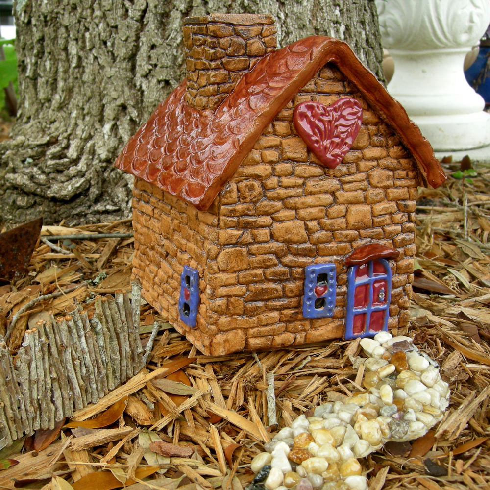 Oh So New Outdoor Fairy Garden Houses – The Edgewater Shop