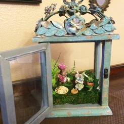 Fairy Garden in a box