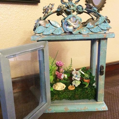 Fairy Garden in a box